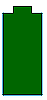 RECTANGLE WITH CENTER STEP - GREEN