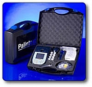 PALINTEST POOLTEST 10 PREMIER PHOTOMETER AND REAGENTS