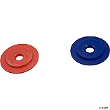 UWF Restrictor Disks, Red and Blue-480-3900Sport