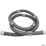 Float Hose Extension Kit, 8 ft., Gray