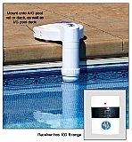 POOLWATCH IN-GROUND OR ABOVE-GROUND POOL ALARM