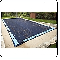 12' x 24' Rect Arctic Armor Leaf Net - 4year Warranty