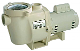 Pentair WhisperFlo Pool Pump - 3/4 HP - 011771