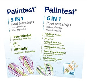 Palintest Cloro//Ph pooltester